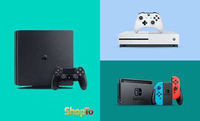 Gaming Deals from ShopTo