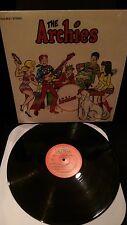 THE ARCHIES -  LP Sugar Sugar Archie's Theme Jughead Veronica Hot Dog Cartoon