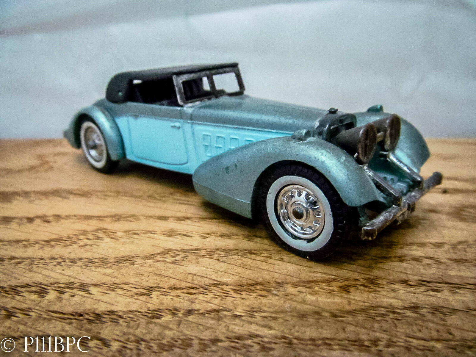 Matchbox Yesteryear Y17-1 1938 Hispano-Suiza - Code 3 (B51)