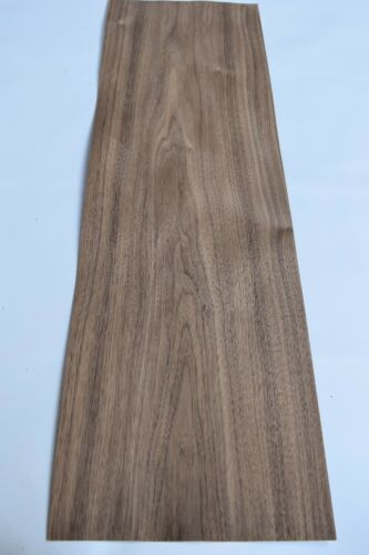 810mm x 240mm 31.8 x 9.4 inches American Walnut Veneer NATURAL WOOD Sheet
