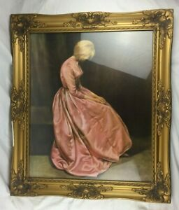 sound of music by joanne pemberton-longman female form vintage print