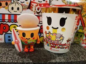 Tokidoki Supermarket Besties Vinyl Collectible Figure Tommy Yum Yum