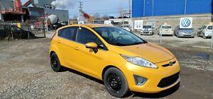 2013 Ford Fiesta AUTOMATIC BAS KM GARANTIE 1 ANS