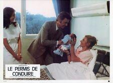 LOUIS VELLE LE PERMIS DE CONDUIRE 1974 PHOTO D'EXPLOITATION ORIGINALE #6