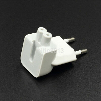 Eu Power Adapter Charger Wall Plug Duck Head Connector For