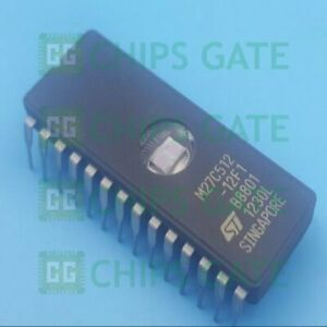 Encapsulacion-1PCS-27C256-12-Dip-256K-32K-X-8-Eprom-CMOS
