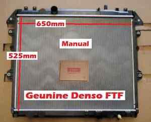 Radiator-DENSO-FTF-Hilux-KUN26R-KUN16R-3L-Diesel-Turbo-4X4-4X2-SR-SR5-Manual-05