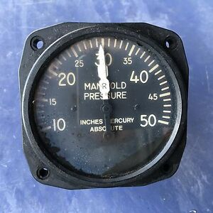 Manifold Pressure Gauge PN 6121