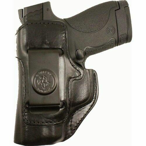 DeSantis Inside Heat Glock 26 Black Left Hand 127BBE1Z0 Holster for sale online