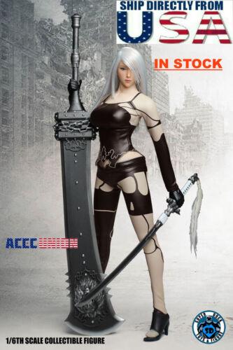 SUPERDUCK 1//6 Nier Automata YoRHa No.2 Type 2A PHICEN Figure Set USA IN STOCK