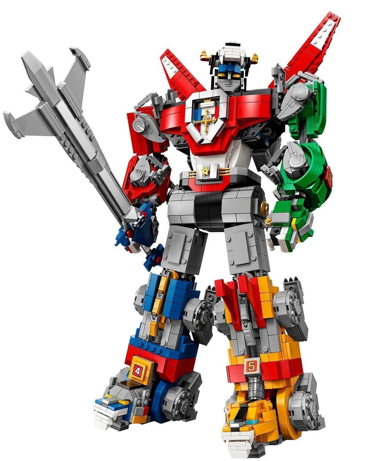 Lego Ideas Voltron Set 21311 2018 Exclusive- On Hand