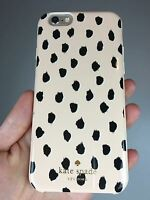 Kate Spade Pink Leopard Dot Iphone 6 Iphone 6s Case In Box