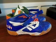 item 1 Reebok the Pump Preseason Sneakers - Men s Size 10 - Paydirt - Florida  Gators -Reebok the Pump Preseason Sneakers - Men s Size 10 - Paydirt -  Florida ... f71d86b174