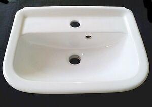 Villeroy boch magnum lavabo 45x34cm bianco lavabo per gli ospiti wc