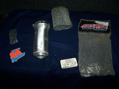 FMF TurbineCore 2 Spark Arrestor Silencer 20338
