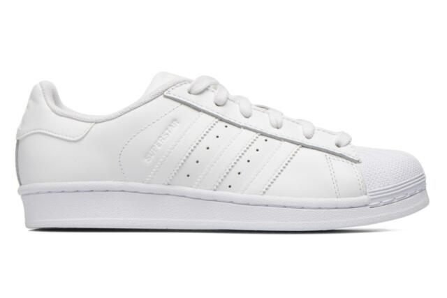size 40 d0bc0 d86d4 Donna Adidas Originals Superstar Foundation W Sneakers Bianco