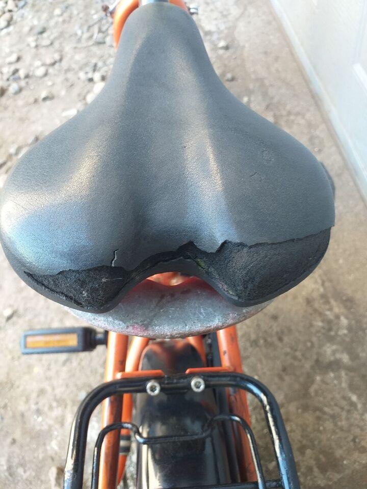 Drengecykel, classic cykel, Mosquito