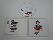 LADYTRON/604(INVICTA HI-FI LIQO14) CD ALBUM