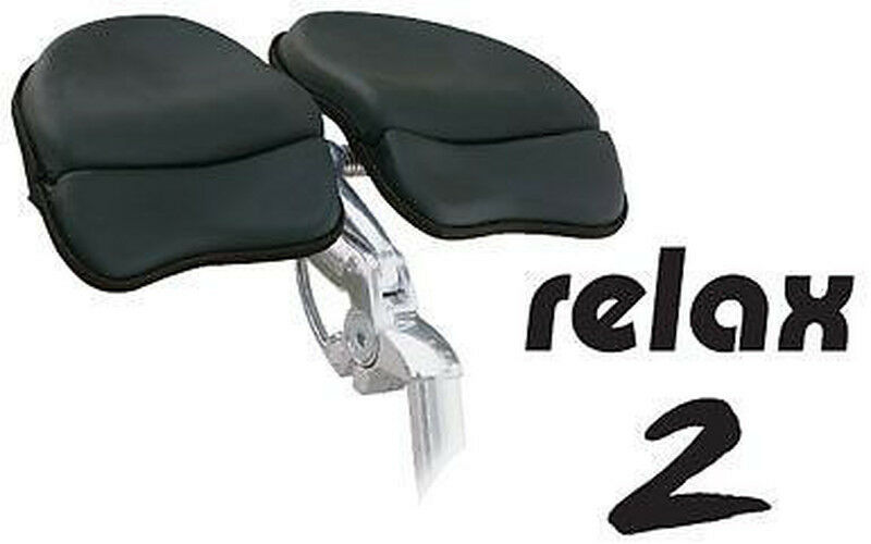 Comfort Line RELAX II 2 SELLA imbavagliata 25,4 BIKE SEAT Medical