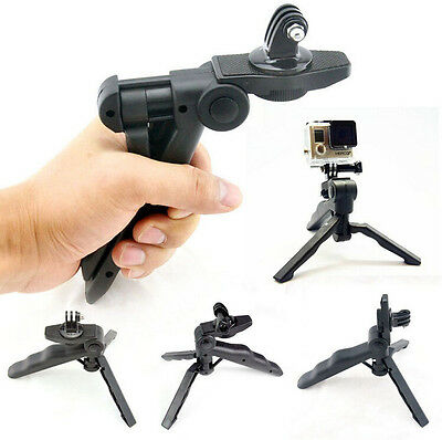Accessories Mini Pistol Grip Tripod + Adaapter for GoPro Hero 1 2 3 3+ 4 SJ4000