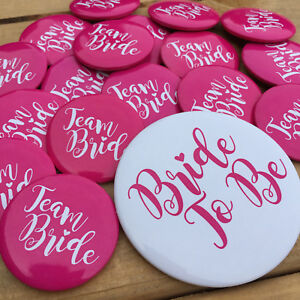 TEAM-BRIDE-HEN-PARTY-BADGES-Hen-Night-Accessories-Party-Bag-Fillers-Hen-Favours