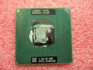 QTY-1x-INTEL-Core-2-Duo-T5470-1-6-GHz-2M-800Mhz-Processor-for-Laptop-SLAEB