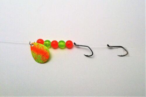 TWO-PAK Kokanee Collection-Trolling Spinner for Kokanee,Trout,Walleye,Macs