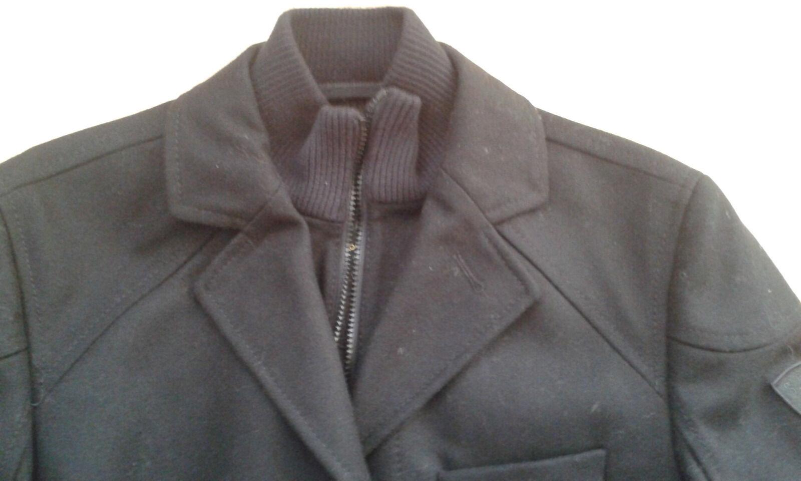 S.Oliver S.Oliver S.Oliver Mantel Wollmantel schwarz Gr. M casual clothing NEU UND UNGETRAGEN   Professionelles Design  c77f2c