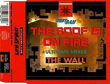 WestBam Roof is on fire (Ultimate Mixes, 1990) [Maxi-CD]