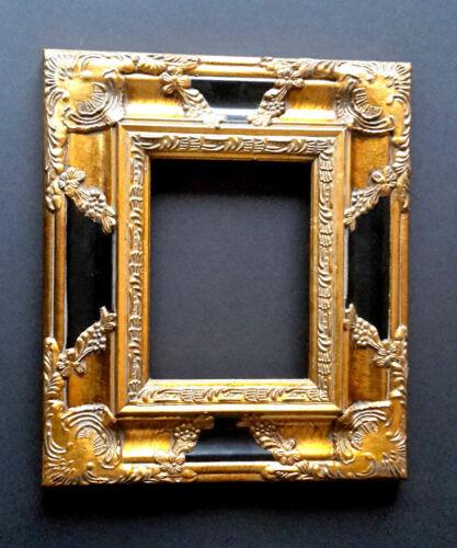 Stilarts Bilderrahmen Gemälde Rahmen Bild Barock Holz Stuck Gold Spiegel Foto