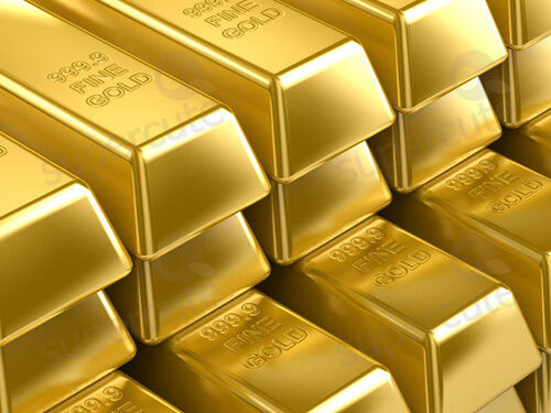 Hot sale Beautiful Brick Ingot Gold Bar Replica Props nice gift decoration Movie