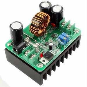dc dc 600w boost wandler module 10 60v auf 12 80v 15a step up voltage converter ebay. Black Bedroom Furniture Sets. Home Design Ideas