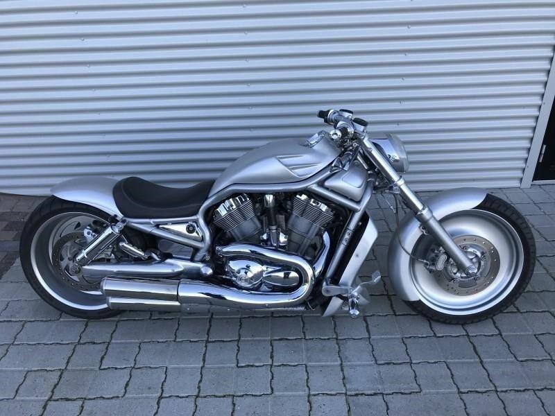 Harley-Davidson, VRSCA V-Rod, ccm 1131