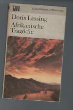 Doris Lessing - Afrikanische Tragödie - 1986