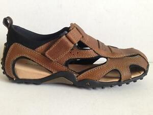 New-Colorado-Mens-Casual-Leather-Sandals-Shoes-Brown-Size-6-7-8-9-10-11-12-13