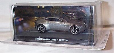 James Bond Aston Martin Db10 Spectre New Sealed Pack 1 43 Scale Ebay