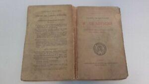 Scelta Di Lettere Signora Di Sevigne F.Godefroy Parigi 1877 Spilla ABE