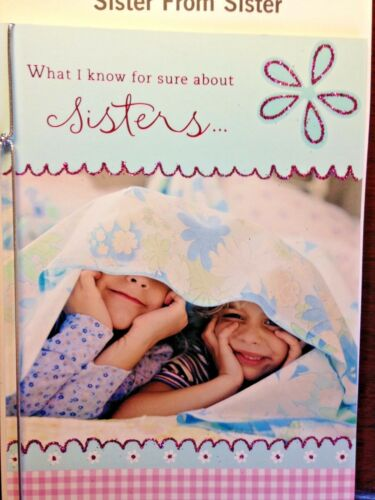 HAPPY BIRTHDAY SISTER HALLMARK  14 w//Env 30A SISTER from SISTER BIRTHDAY CARD