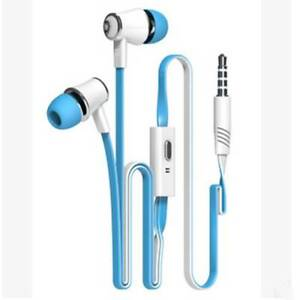 Fashion-Heavy-Duty-Braided-Headset-Headphones-Earphones-Ear-Buds-Earbuds-Mic
