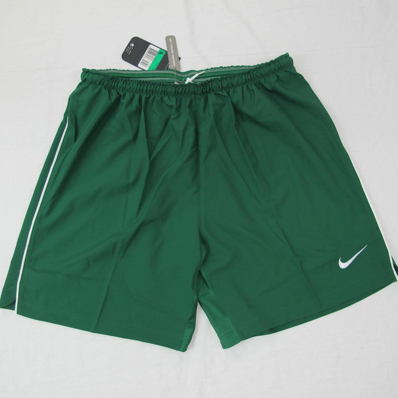 Nike Pantalones Cortos Fútbol   Microfibra  Mod.119821 Col.verde T.XL Juego De  a precios asequibles