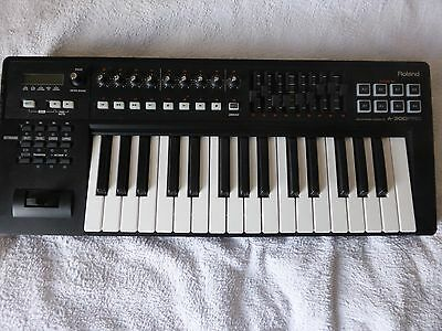 Roland A300 Pro Midi Controller Keyboard VGC Boxed