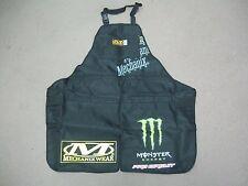 Mechanix Wear Monster Energy Race Tech  Work Mechanic Apron, Shop, Garage
