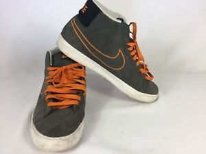 Nike Gray Orange 081 High Env 310801 Top 11 o Tama Blazer Sb Charcoal rrwFBq