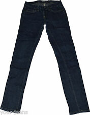 Only Jeans  W27 L32  Dark Blue  Stretch  Röhre