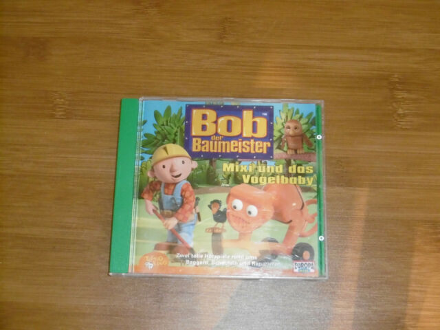CD Bob der Baumeister Mixi und das Vogelbaby / Europa 2002