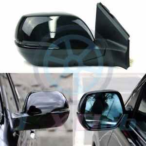 Automatic Folding Power Heated Passenger Side View Mirror For Honda CRV 2007-11