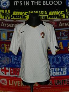 8952a02b3 5 5 Portugal adults XL 2004 MINT away football shirt jersey trikot ...