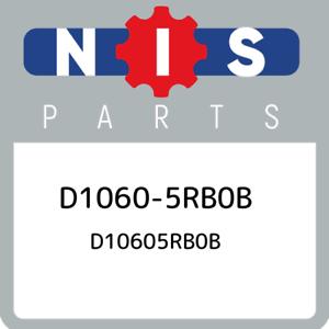 D1060-5RB0B-Nissan-D10605rb0b-D10605RB0B-New-Genuine-OEM-Part