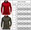 Men-039-s-Full-Zip-Up-Hoodie-Hooded-Zipper-Sweatshirt-Long-Sleeve-Sports-Gym-Tops-US thumbnail 2