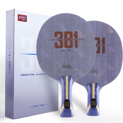Tennis de table lame DHS H301 FL-Official UK distributeur